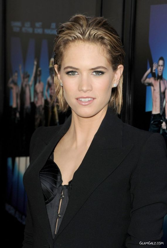 Cody Horn At Magic Mike Premiere