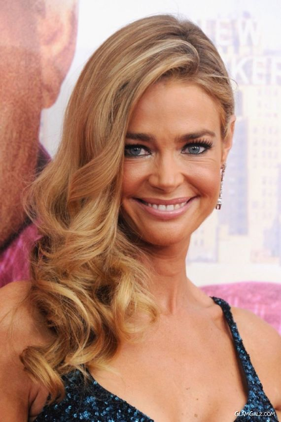 Denise Richards At The Madeas Witness Protection Premiere