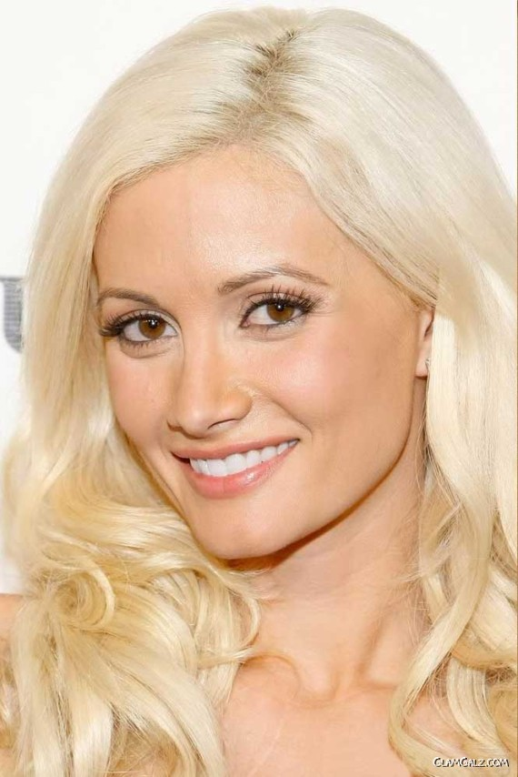 Holly Madison at Criss Angel Bel Premiere