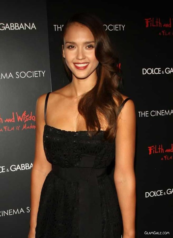Jessica Alba at Special Screening of Filth