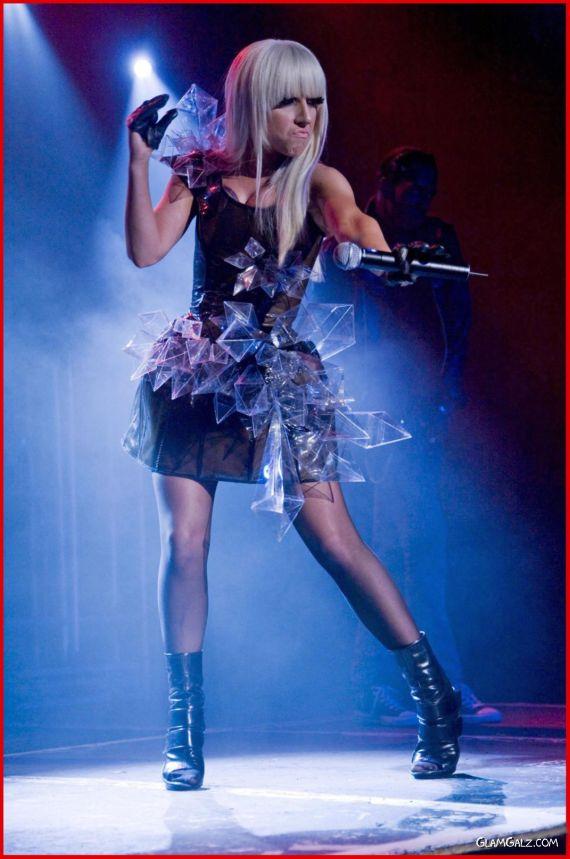 Gorgeous Lady Gaga Photoshoot