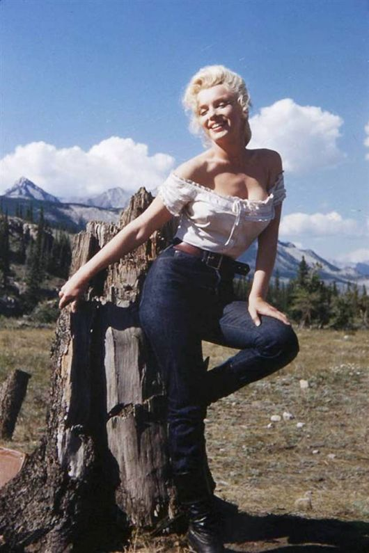 Unpublished Photos Of Marilyn Monroe