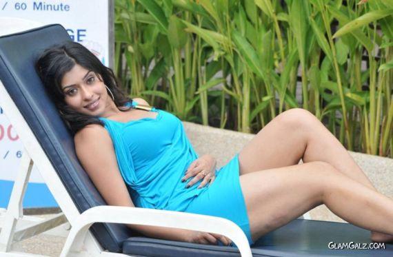 Spicy Telugu Actress Payal Ghosh