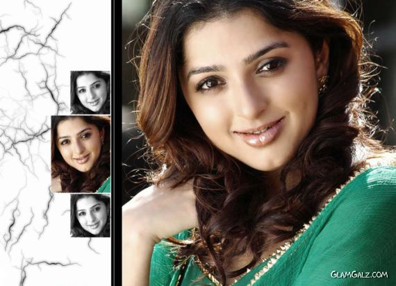 Click to Enlarge - Beautiful Bhumika Chawla Wallpapers