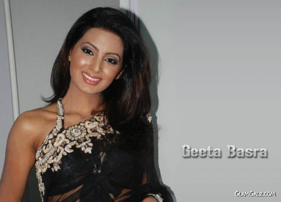 Click to Enlarge - Lovely Geeta Basra Wallpapers
