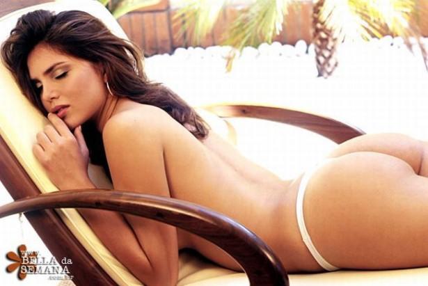 Brazilian Supermodel Daniela Freitas