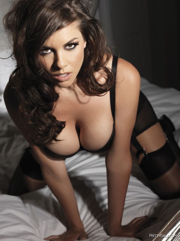 Imogen Thomas Exclusive Photoshoot For Nuts