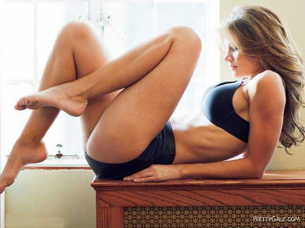 Jessica Rafalowski Esquire Photoshoot