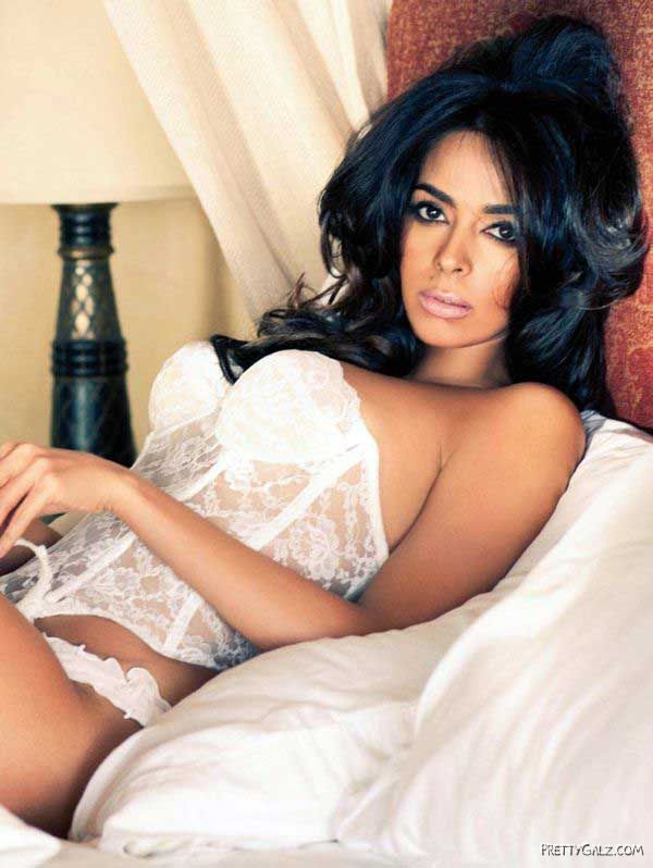 Mallika Sherawat Shoots For Maxim India