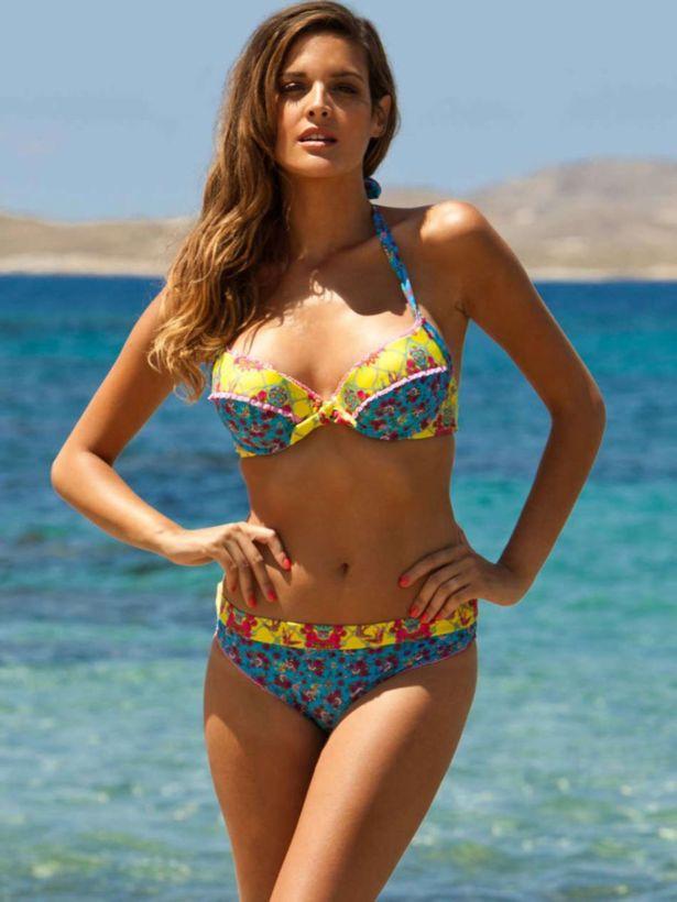 Nerea Arce For Paolita Swimwear Photoshoot