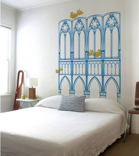 Most Popular Headboards: Most Creative Headboards And Bed Frames