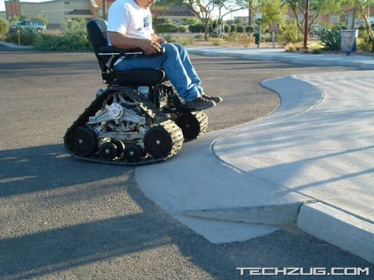 Most Powerful Arm Wheel Chair