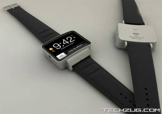 Apple Concept Hours iWatch